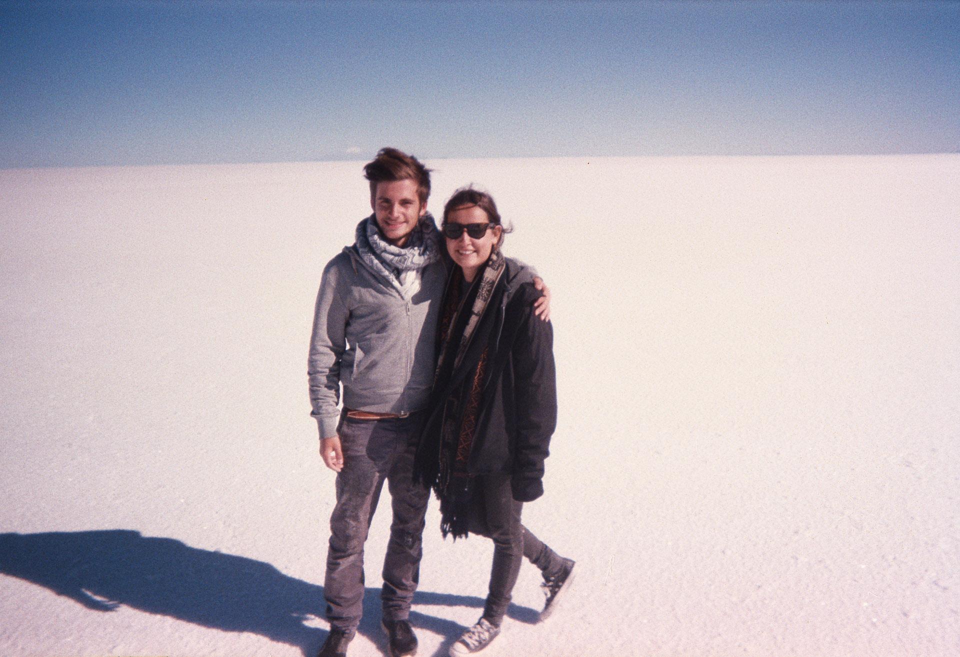 Salar de Uyuni, Bolivia - ISO 400, One-Way Camera